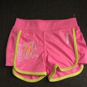 ❤️4 for $20❤️ Infant Shorts by Reebok